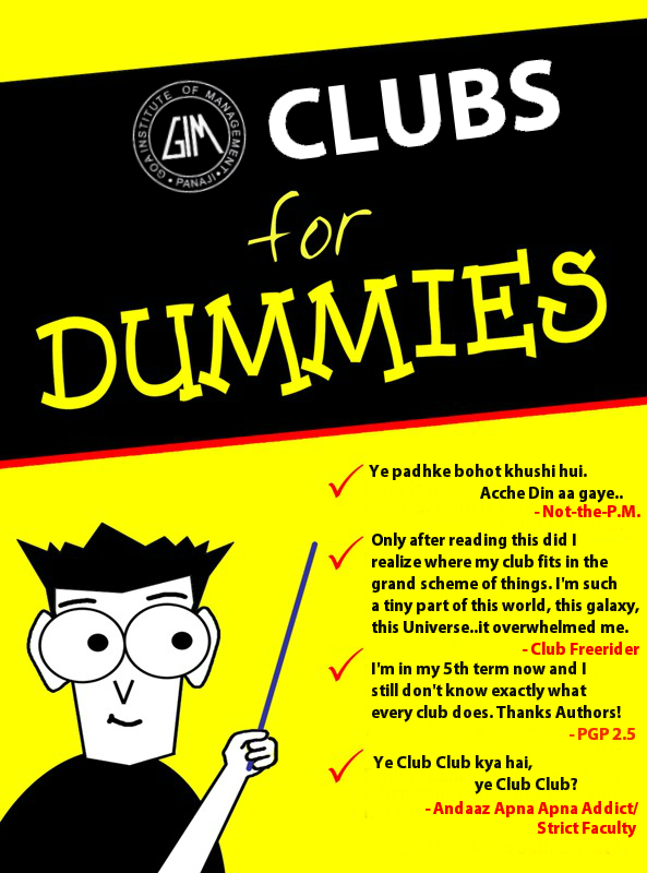 GIM Clubs for Dummies