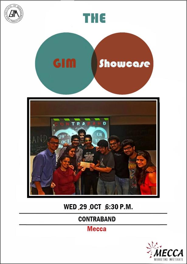 The GIM Showcase_Contraband