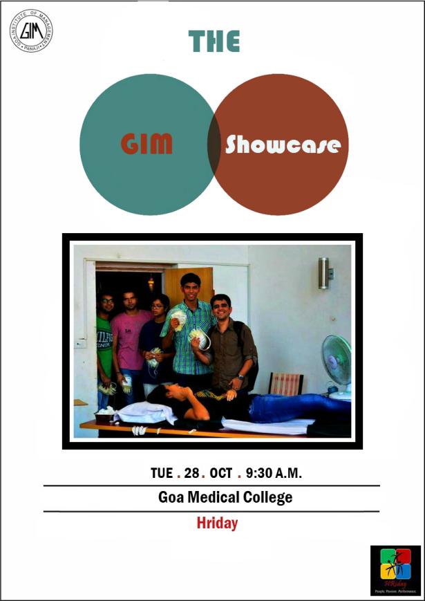 The GIM Showcase_Sanjeevani